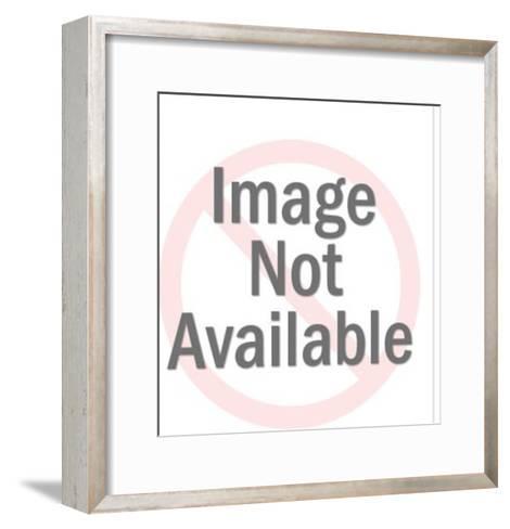 Dark Haired Sailor-Pop Ink - CSA Images-Framed Art Print