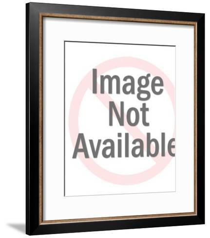 Robot Man-Pop Ink - CSA Images-Framed Art Print