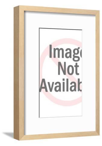 Pineapple-Pop Ink - CSA Images-Framed Art Print