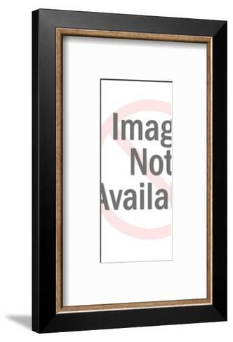 Silver Spaceman-Pop Ink - CSA Images-Framed Art Print