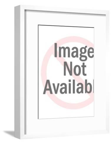 Gold Money Bag-Pop Ink - CSA Images-Framed Art Print