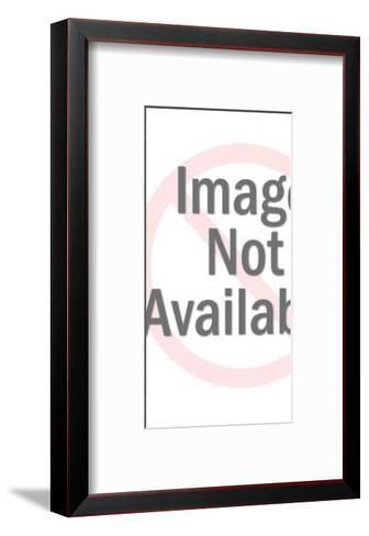 Inflatable Toy Girl-Pop Ink - CSA Images-Framed Art Print