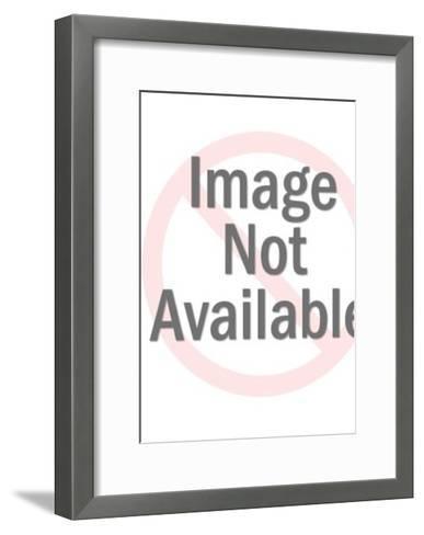 Naked Baby-Pop Ink - CSA Images-Framed Art Print
