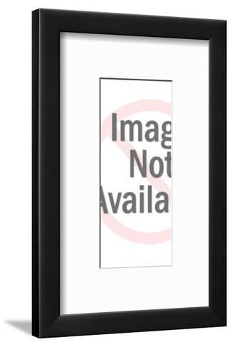 Figurine of a Police Officer-Pop Ink - CSA Images-Framed Art Print