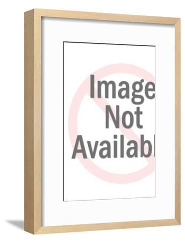Silver Robot-Pop Ink - CSA Images-Framed Art Print