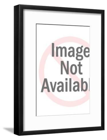 Vampire Head-Pop Ink - CSA Images-Framed Art Print