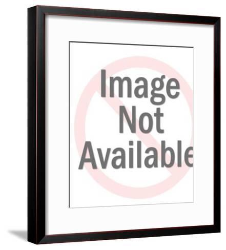 Farmer Carrying Money-Pop Ink - CSA Images-Framed Art Print