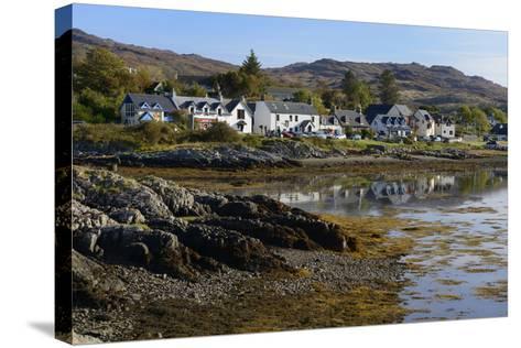 Arisaig, Highlands, Scotland, United Kingdom, Europe-Peter Richardson-Stretched Canvas Print