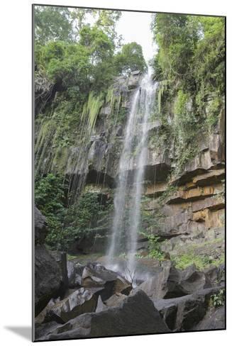 Anlung Samraong Waterfall, Chambok Ecotourism Park, Cambodia, Indochina, Southeast Asia, Asia-Charlie Harding-Mounted Photographic Print