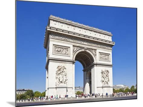 Arc de Triomphe, Paris, France, Europe-Neale Clark-Mounted Photographic Print