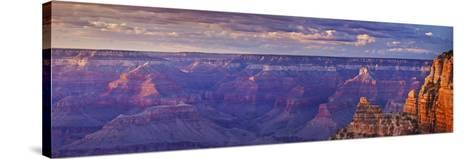 South Kaibab Trailhead Overlook, South Rim, Grand Canyon Nat'l Park, UNESCO Site, Arizona, USA-Neale Clark-Stretched Canvas Print