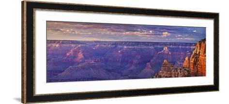 South Kaibab Trailhead Overlook, South Rim, Grand Canyon Nat'l Park, UNESCO Site, Arizona, USA-Neale Clark-Framed Art Print