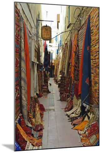 Display of Merchandise, Essaouira, Morocco, North Africa, Africa-Jochen Schlenker-Mounted Photographic Print