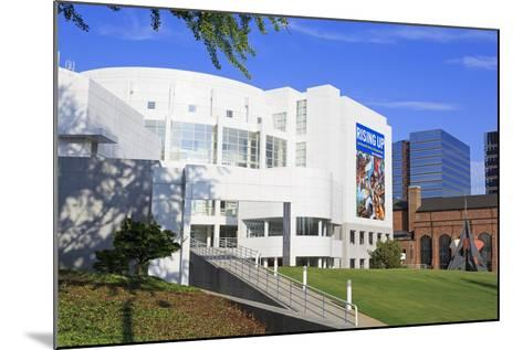 High Museum of Art, Atlanta, Georgia, United States of America, North America-Richard Cummins-Mounted Photographic Print