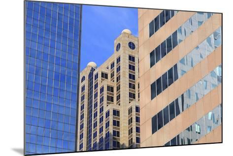 Financial District on 5th Avenue, Birmingham, Alabama, United States of America, North America-Richard Cummins-Mounted Photographic Print