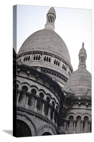 The Basilique Du Sacre-Coeur, Paris, France, Europe-Matthew Frost-Stretched Canvas Print