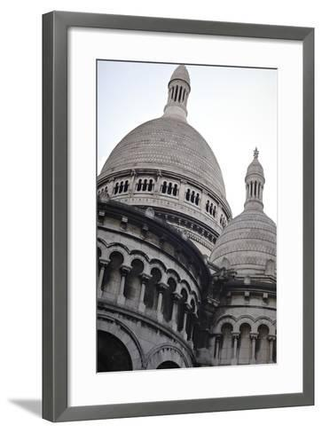 The Basilique Du Sacre-Coeur, Paris, France, Europe-Matthew Frost-Framed Art Print