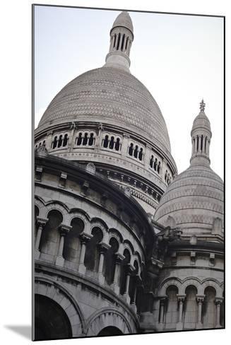 The Basilique Du Sacre-Coeur, Paris, France, Europe-Matthew Frost-Mounted Photographic Print