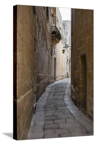 The Town of Imdima (Mdina), Malta, Europe-Michael Runkel-Stretched Canvas Print