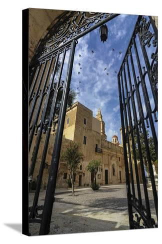 Santa Maria Church, Il-Mellieha, Malta, Europe-Michael Runkel-Stretched Canvas Print