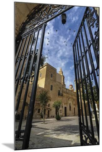 Santa Maria Church, Il-Mellieha, Malta, Europe-Michael Runkel-Mounted Photographic Print