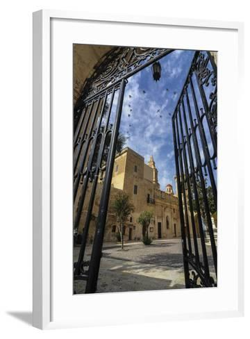 Santa Maria Church, Il-Mellieha, Malta, Europe-Michael Runkel-Framed Art Print