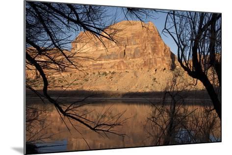 Early Morning Light Along the Colorado River Near Moab, Utah-Scott S^ Warren-Mounted Photographic Print