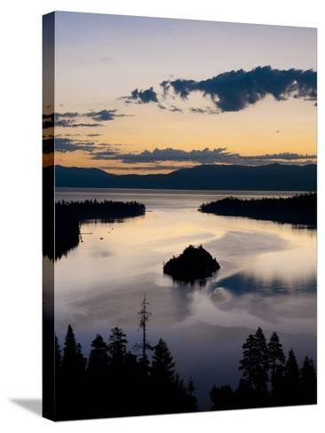 South Lake Tahoe, Nevada-Brad Beck-Stretched Canvas Print