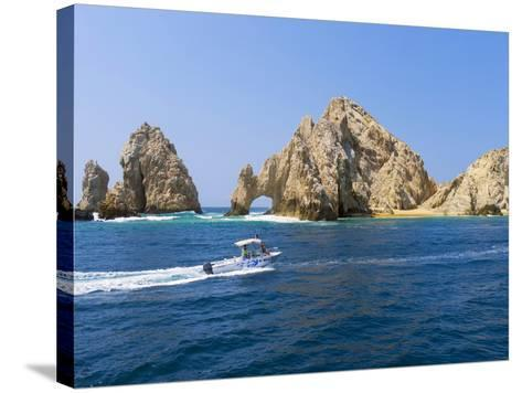 El Arco, the Arch, Cabo San Lucas, Baja, Mexico-Douglas Peebles-Stretched Canvas Print