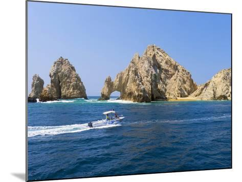 El Arco, the Arch, Cabo San Lucas, Baja, Mexico-Douglas Peebles-Mounted Photographic Print