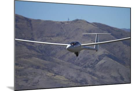 Glider, Warbirds over Wanaka, Wanaka, War Plane, Otago, South Island, New Zealand-David Wall-Mounted Photographic Print