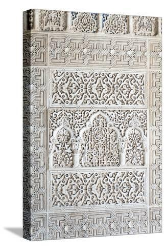 Nasrid Palace, Alhambra, Granada, Andalucia, Spain-Rob Tilley-Stretched Canvas Print