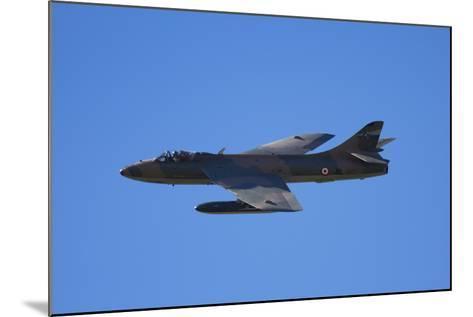 Hawker Hunter Jet Fighter, War Plane-David Wall-Mounted Photographic Print