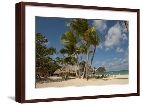 Iberostar Grand, Bavaro Beach, Higuey, Punta Cana, Dominican Republic-Lisa S^ Engelbrecht-Framed Art Print