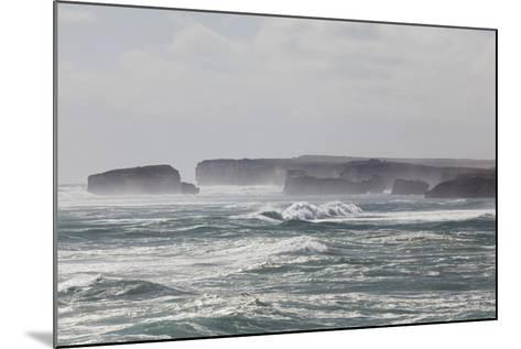 Bay of Martyrs, Bay of Islands, Great Ocean Road, Australia-Martin Zwick-Mounted Photographic Print