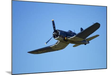 Goodyear Corsair FG-1D 'Whispering Death' Fighter Bomber-David Wall-Mounted Photographic Print