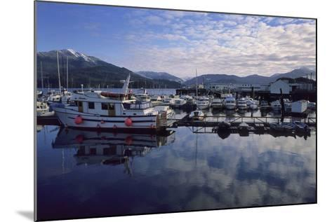 Fishing Boats, Prince Rupert, British Columbia, Canada-Gerry Reynolds-Mounted Photographic Print