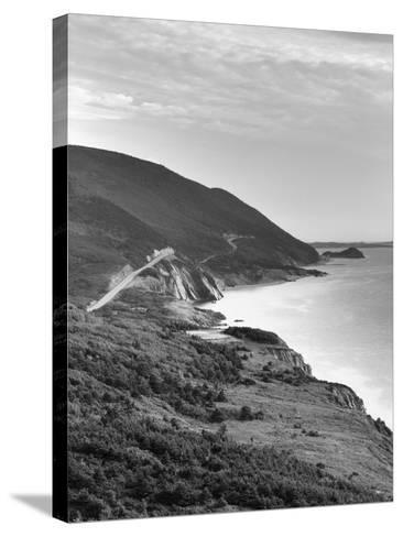 Cape Breton National Park, Cape Rouge, Cape Breton, Nova Scotia, Canada-Walter Bibikow-Stretched Canvas Print