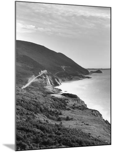 Cape Breton National Park, Cape Rouge, Cape Breton, Nova Scotia, Canada-Walter Bibikow-Mounted Photographic Print
