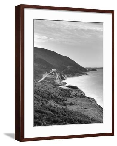 Cape Breton National Park, Cape Rouge, Cape Breton, Nova Scotia, Canada-Walter Bibikow-Framed Art Print