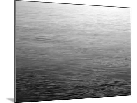 View of Sunset Reflecting in Haro Strait at San Juan Island, Washington State, USA-Stuart Westmorland-Mounted Photographic Print