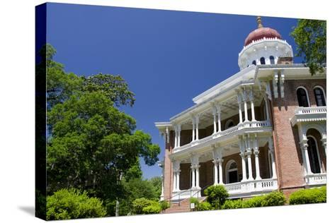 Longwood' House Built in Oriental Villa Style, 1859, Natchez, Mississippi, USA-Cindy Miller Hopkins-Stretched Canvas Print