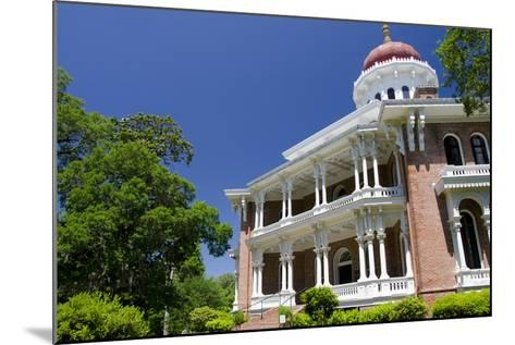 Longwood' House Built in Oriental Villa Style, 1859, Natchez, Mississippi, USA-Cindy Miller Hopkins-Mounted Photographic Print