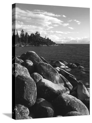 View of Lake Tahoe, Lake Tahoe Nevada State Park, Nevada, USA-Adam Jones-Stretched Canvas Print