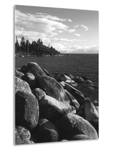 View of Lake Tahoe, Lake Tahoe Nevada State Park, Nevada, USA-Adam Jones-Metal Print