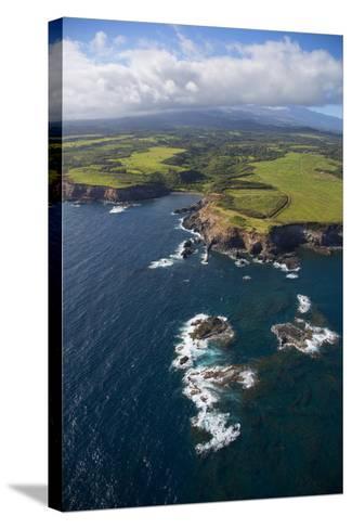 Hana Coast, Maui, Hawaii, USA-Douglas Peebles-Stretched Canvas Print