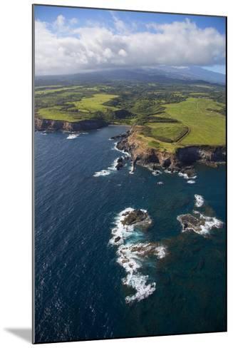 Hana Coast, Maui, Hawaii, USA-Douglas Peebles-Mounted Photographic Print