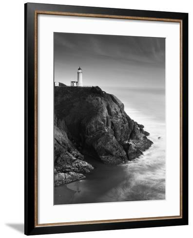 View of North Head Lighthouse, Oregon, USA-Stuart Westmorland-Framed Art Print