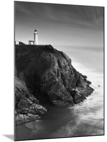 View of North Head Lighthouse, Oregon, USA-Stuart Westmorland-Mounted Photographic Print