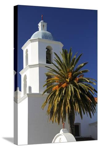 Old Mission San Luis Rey De Francia, Oceanside, California, USA-Kymri Wilt-Stretched Canvas Print